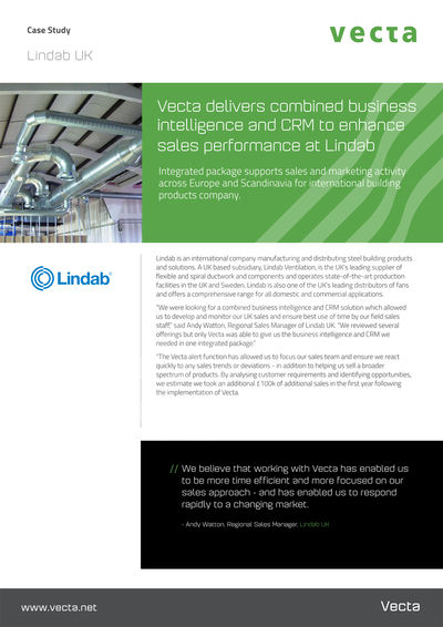 Lindab UK Case Study